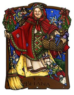 La Befana The Christmas Witch