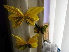 Tavaszi dekoráció: Tavaszi pillangók