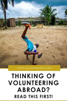 Orphanage Volunteering: Notes on good intentions and disasters left behind Volunteer Programs, Volunteer Abroad, Travel Advice, Travel Tips, Travel Stuff, Budget Travel, Responsible Travel, Sustainable Tourism, Ultimate Travel