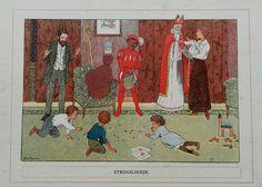 Van Sinterklaas en Pieterbaas