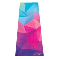 Luxurious and absorbent microfiber top layer bonded to a natural tree rubber base gives you the sweaty grip of a towel and the cushion of a yoga mat Ideal for yoga, Bikram, hot yoga, sweaty…