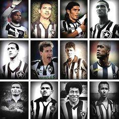Botafogo, um time cariocas que amamos