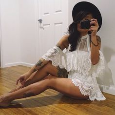 Loving all things @alicemccall like this play suit! The lace is too die for! Worn by @thejoystoresboutique  #fashion #alicemccall #lookbook #streetfashion #streetstyle #newarrivals #lookbookboutique #boutique #sale #ootd #ootn #online #outfit #love #playsuit #blog #blogger #follow