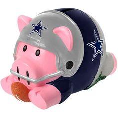 Dallas Cowboys Action Piggy Bank