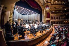 Orquestra Petrobras Sinfônica faz apresentação 0800