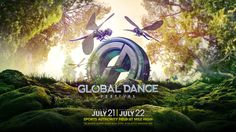 Global Dance Festival Releases Lineup