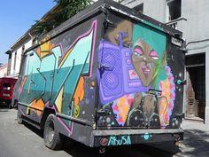Urban Art Santiago