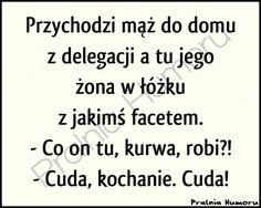 Weekend Humor, Keep Smiling, Poland, Haha, Life Hacks, Jokes, Hairstyles, Funny, Humor