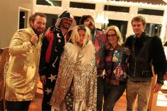 """Ke$ha (@Keshasuxx): """"Ugly jacket party. Is it weird that I went to the same strip club twice in 1 day? Once at noon, and once for a nightcap"""""""