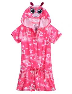 Horse Pajama Romper Justice Store, Big Girl Clothes, Kids Outfits, Cute Outfits, Pajama Romper, One Piece Pajamas, Wild Style, Girls Pajamas, Girls Rompers