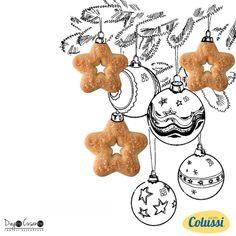 «Christmas isn't a season. It's a feeling.» Edna Ferber  @grancolazione #FarinaPocoRaffinata #BuoniInTuttiISensi #Colussi #Frollini