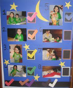 http://rumblebrumble.blogspot.com.au/2010/01/new-bedtime-routine-part-2.html