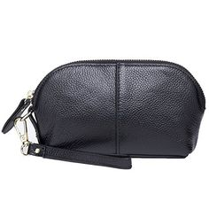 New Trending Make Up Bags: Lecxci Womens Small Soft Leather Clutch Phone Bags, Wristlets Wallets Purse for iPhone 6S Plus 7 Plus (Black). Lecxci Women's Small Soft Leather Clutch Phone Bags, Wristlets Wallets Purse for iPhone 6S Plus 7 Plus (Black)   Special Offer: $15.99      255 Reviews This is new Lecxci exquisite clutch wallets. If you are looking for a simple phone wristlets for daily use, please give this a try....