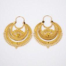 Brincos em filigrana (Arcadas de viana)/Portuguese Filigree Earrings (Arcadas de…