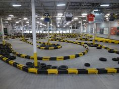 Parents, start your engines!  Pole Position Raceway is the place to be