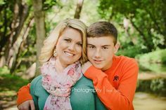 Mother and Son Photo {Byington Photography}