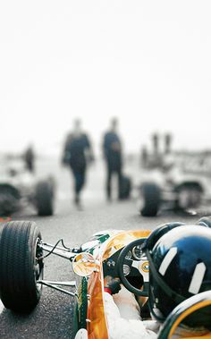 F1 Lotus, Graham Hill in the '60's