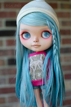 Hot Pink and Blue Girl | Flickr - Photo Sharing!