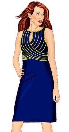 Free Dress Patterns - Page 5