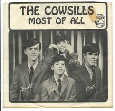 Most of All, by The Cowsills. Thanks David!