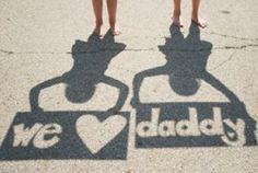 Do It Yourself {DIY} And Inexpensive Father's Day Gift Ideas. I LOVE this and am definetly am going to have my kids do this! What a clever idea! Their daddy would LOVE this!