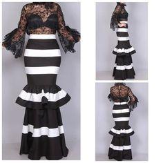 """35 Likes, 11 Comments - Haute Fashion Boutique LLC (@hautefashion_boutique) on Instagram: """"Beautiful maxi skirt!! S-L"""""""