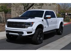 Ford : F-150 Raptor 4x4 This could do some serious hauling!!!