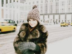 {fashion inspiration | style icon : miroslava duma}
