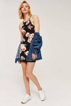 4eaa7145f Ardene Super Soft Floral Bodycon Dress