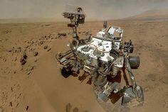 Se confirma la existencia de metano en la atmósfera de Marte
