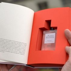 Paper Passion, a new perfume for booklovers from Wallpaper with Geza Schoen and Gerhard Steidl and packaging from Karl Lagerfeld.