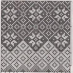 norwegian knitting pattern charts - Google Search