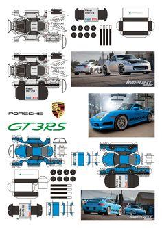 Paul Walker set cars II - www.minimodel.cz - Minimodel.cz