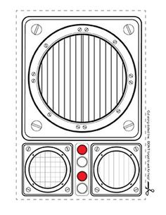 spaceship controls printables | What's a control panel you might ask? Well every great spaceship ..