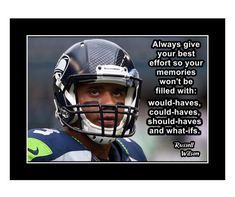 Inspirational Football Quotes, Motivational Wall Art, Inspirational Posters, Wall Art Quotes, Quote Wall, Wilson Seahawks, Wilson Football, Football Wall, Seattle Seahawks