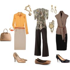 Office Business Casual For Women | Business Casual Cluster