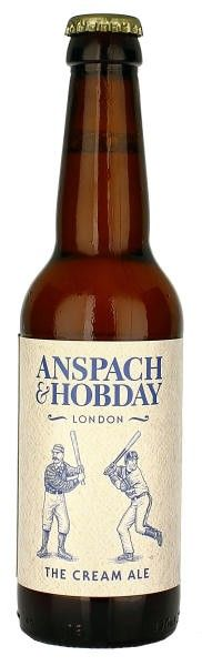 Anspach and Hobday The Cream Ale (BB Date 09/06/16)