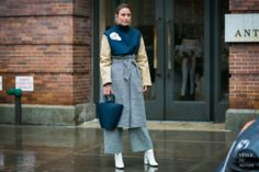 STYLE DU MONDE / New York Fashion Week Fall 2017 Street Style: Rebecca Laurey  // #Fashion, #FashionBlog, #FashionBlogger, #Ootd, #OutfitOfTheDay, #StreetStyle, #Style