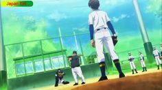 Daiya no A episode 1 This Challenge Will Chage His Future Watch: http://japan-ent.blogspot.com/2013/10/daiya-no-episode-1.html