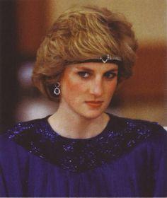 Diana in Japan 1986
