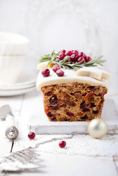 Why Fruitcake Is One of the First True Global Recipes — Food History (Kitchn Christmas Kitchen, Christmas Baking, Christmas Cakes, Christmas Fruitcake, Modern Christmas, Old English Fruit Cake Recipe, Cherry Candy, How To Make Cake, Holiday Recipes