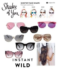 """""""Shades of You"""" by blackpam ❤ liked on Polyvore featuring Westward Leaning, Chanel, Dolce&Gabbana, Tom Ford, Alexander McQueen, Wildfox and shadesofyou"""