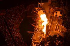 Treasure Island Pirate Battle Show Photo By Michael Kappel