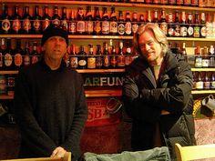 Daryl & T-Bone at Millbrook Studios
