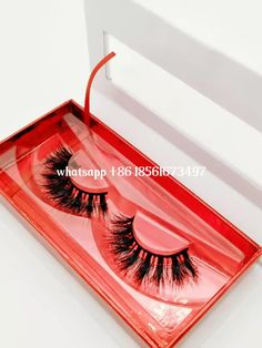 e9587c87d89 3d Mink Lashes, False Eyelashes, Box Packaging, Lash Extensions, Fake  Eyelashes