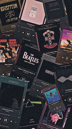 Fav bands and other stuff Iphone Wallpaper Rock, Music Wallpaper, Iphone Background Wallpaper, Dark Wallpaper, Galaxy Wallpaper, Wallpaper Quotes, Wallpaper Desktop, Painting Wallpaper, Wallpaper Iphone Vintage