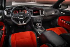 The 2015 Dodge Charger SRT Hellcat Is The Fastest Muscle Car Ever - Supercompressor.com