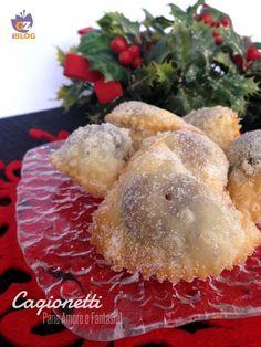 Cagionetti abruzzesi - ricetta dolce di Natale