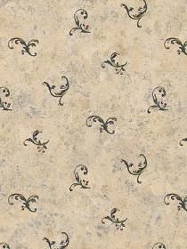Wallpaper Scroll Berry Toss pattern OA8231. Keywords describing this pattern are berries, scroll look, scrolls, Super Value.  Colors in this pattern are Peach, Tan.  Alternate color patterns are OA8232;Page:293;OA8233;Page:294.  Product Details:  prepasted  peelable  washable  Material is Paper Backed Vinyl. Product Information:  Book name: 4Walls Super Value Pattern name: Scroll Berry Toss Pattern #: OA8231 Repeat Length: 10 1/4 inches.  Pattern Length: 16 1/2 inches.  Pattern Leng...