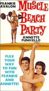 Muscle Beach Party / HU DVD 10340 / http://catalog.wrlc.org/cgi-bin/Pwebrecon.cgi?BBID=11840012